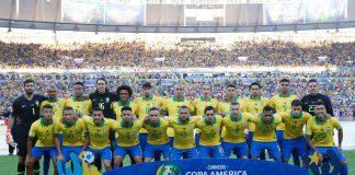 Seleção Brasil Copa América