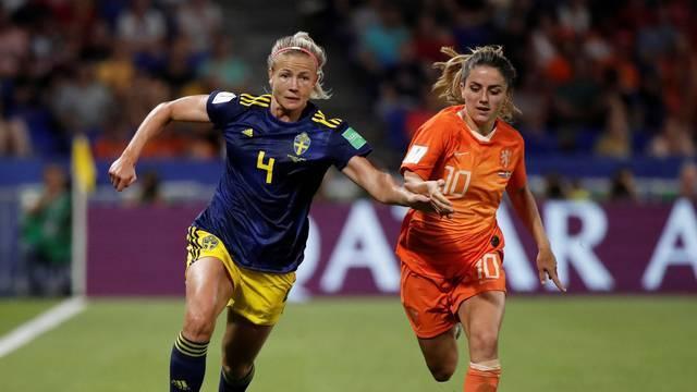 Holanda X Suécia