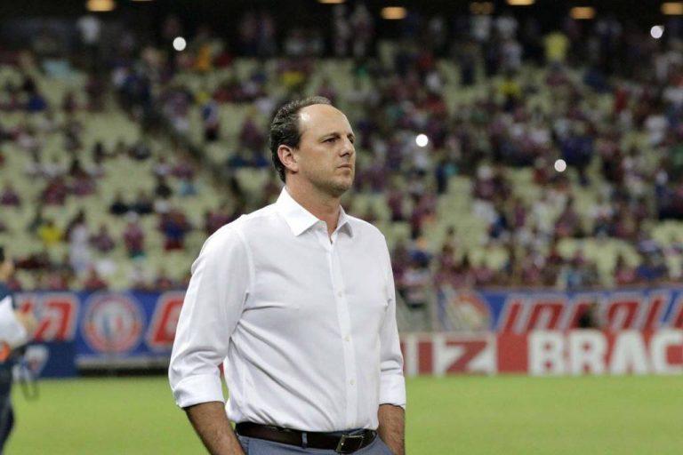 Corinthians continua invicto contra Rogério Ceni como treinador