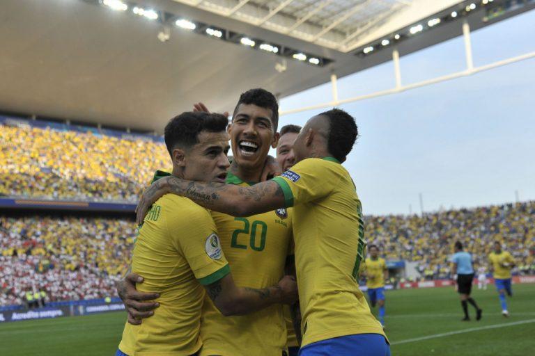 Seleção Brasileira vence Argentina pela Copa América e Ganha um dia de folga