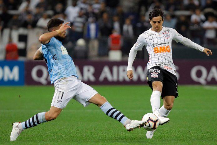 Corinthians x Montevideo