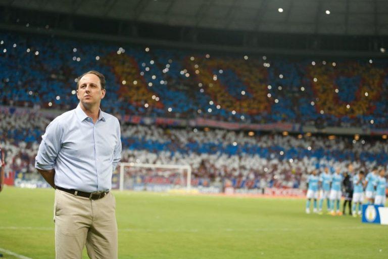 Cruzeiro quer Rogério Ceni ou Roger Machado como novo técnico