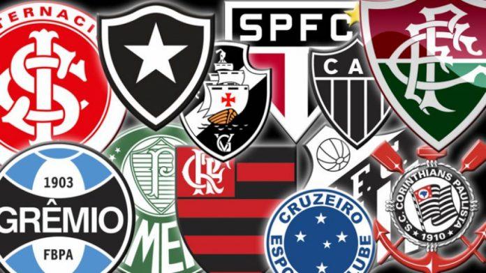 Times preferidos dos brasileiros