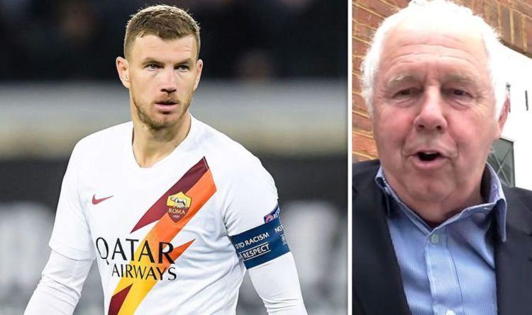 Everton transfere notícias: O que o atacante da Roma Edin Dzeko disse quando perguntado sobre a adesão | Futebol | Esporte