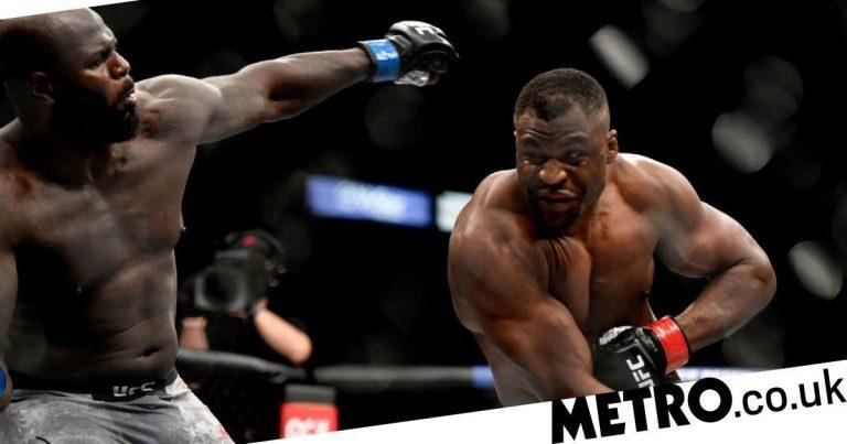 UFC 249: Francis Ngannou marca outro nocaute rápido e assustador