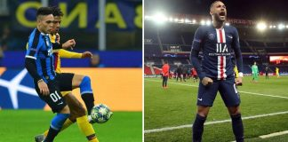 Lautaro e Neymar