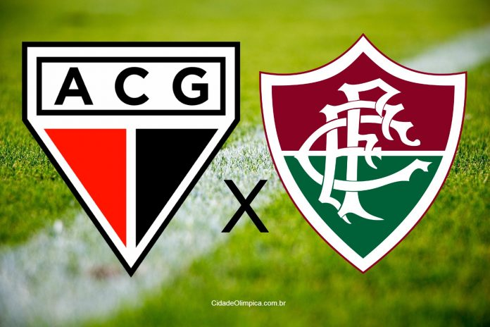 Atlético Goianiense X Fluminense