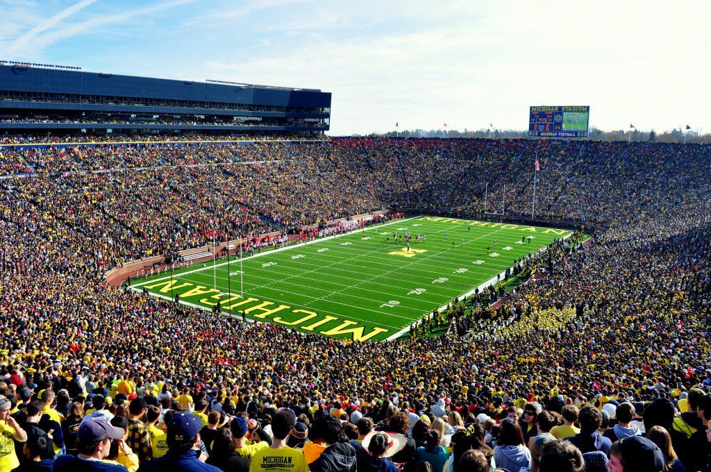 Estádio de Michigan