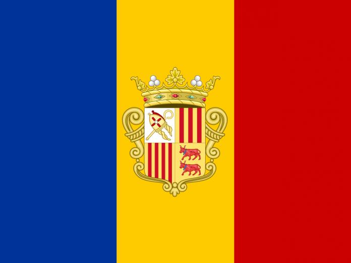 Andorra bandeira