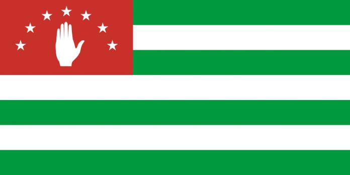 Bandeira Abecásia