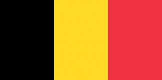 Bandeira Bélgica