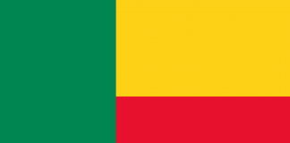 Bandeira-Benim