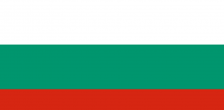 Bandeira Bulgária