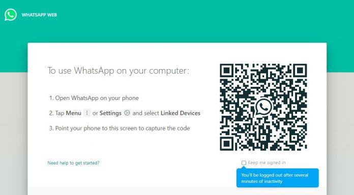 WhatsaApp Web