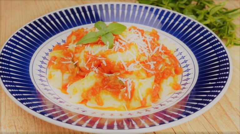 Nhoque de Batata (Gnocchi)