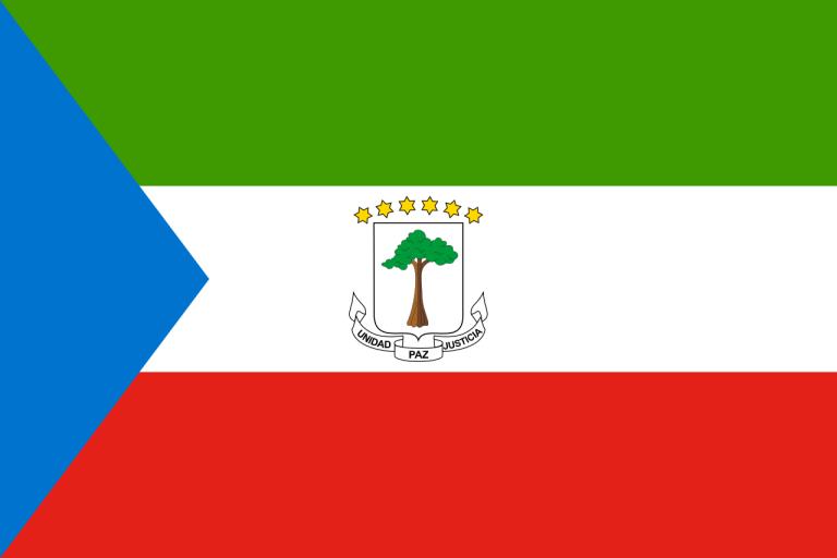 Bandeira Guiné Equatorial